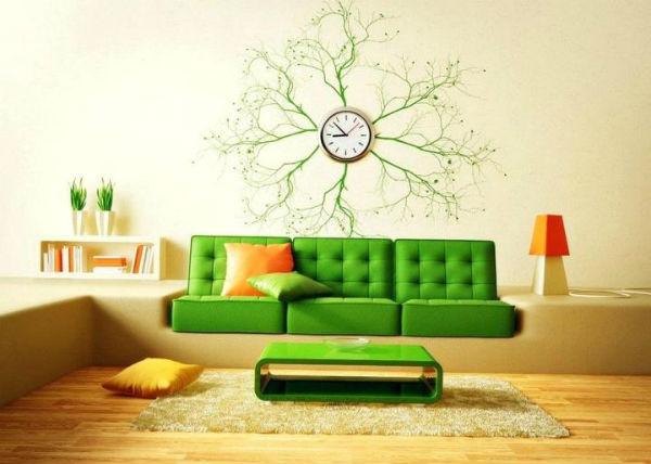 Trang trí không gian nhà độc lạ khiến ngôi nhà thêm đặc sắc