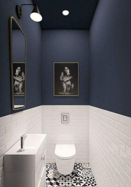 Cách trang trí nhà tắm độc lạ đẳng cấp đầy mỹ thuật