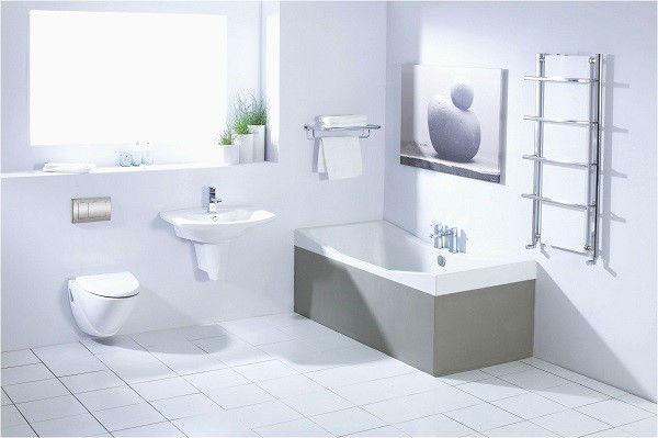 Trang trí nhà tắm với không gian lớn