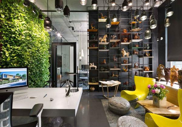Trang trí nội thất độc lạ giúp căn nhà của bạn trong sống động hơn