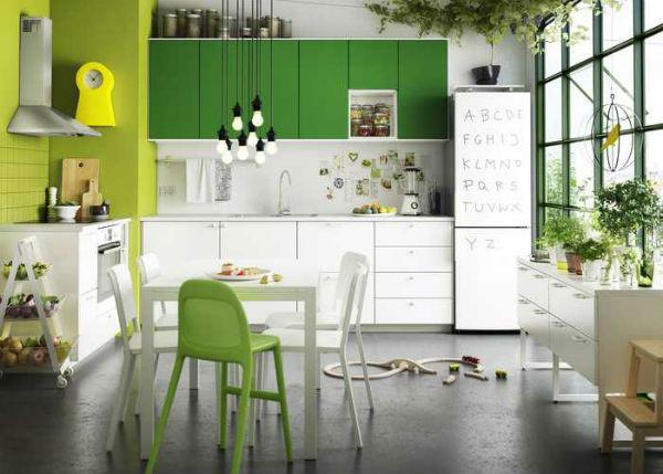 Trang trí nhà bếp bằng cây thảo mộcTrang trí nhà bếp bằng cây thảo mộc