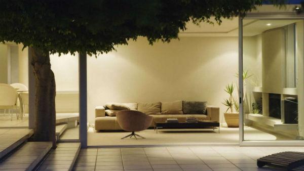 Trang trí phòng khách độc lạ theo phong cách Eco