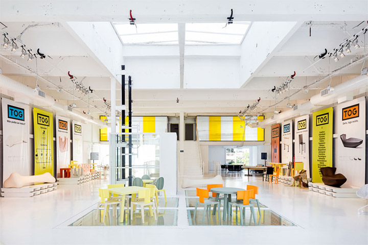 Không gian nội thất cửa hàng - Biết đánh dấu đường đi của khách hàng sẽ giúp khách hàng ở lại lâu hơn