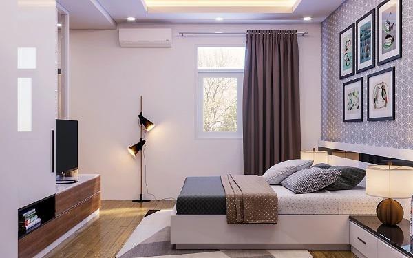 Trang trí phòng ngủ theo sở thích giúp bạn có một giấc ngủ sâu hơn