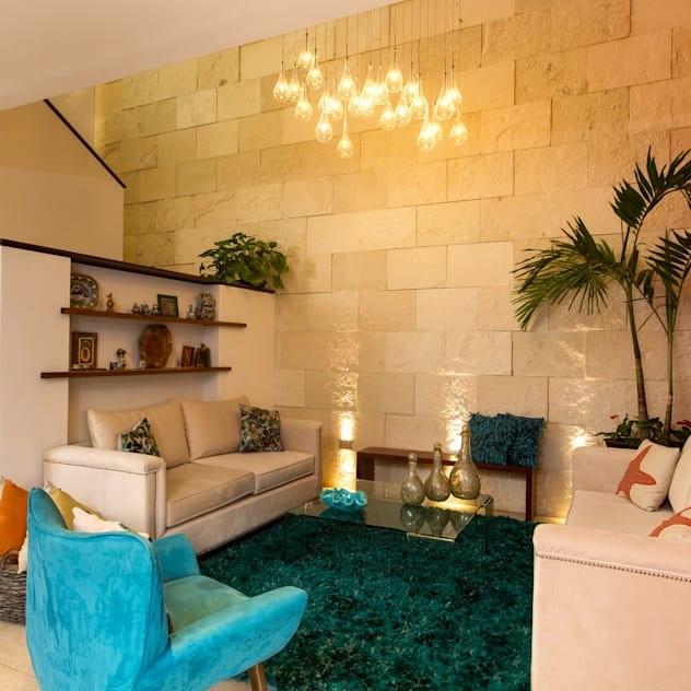 Không gian nội thất - Không gian tuy thật giản dị nhưng không kém phần sang trọng