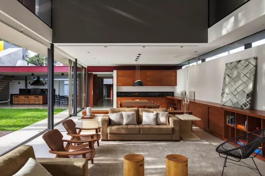 Không gian nội thất - Sự kết hợp hoàn hảo màu sắc các đồ vật cổ điển và hiện đại