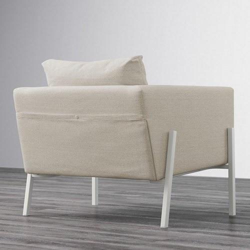 Nội thất cho không gian nhỏ hẹp - Túi đựng phía sau ghế rất tiện lợi