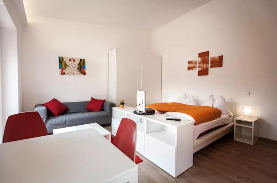 Nội thất cho không gian nhỏ hẹp - Nên tận dụng tối đa không gian trống của tường