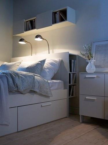 Nội thất cho không gian nhỏ hẹp - Thiết kế của một chiếc giường thông minh