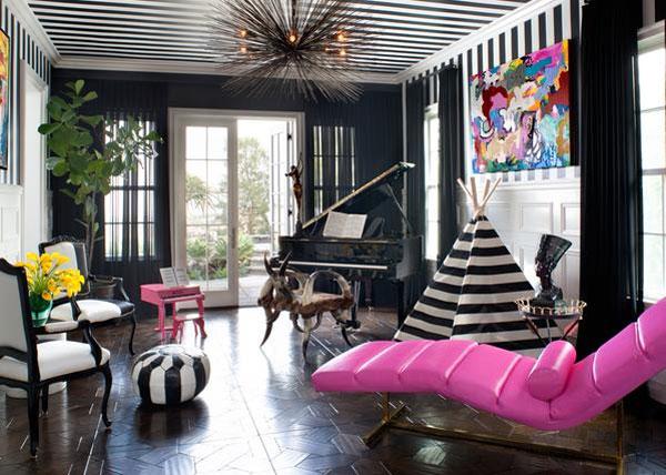 Phong cách thiết kế nội thất Maverick Style