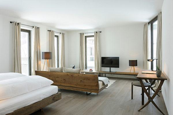 Phong cách thiết kế nội thất tối giản