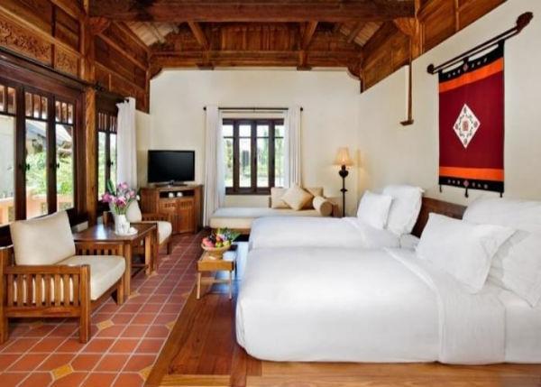 Phong cách thiết kế nội thất đồng quê kiểu Ý