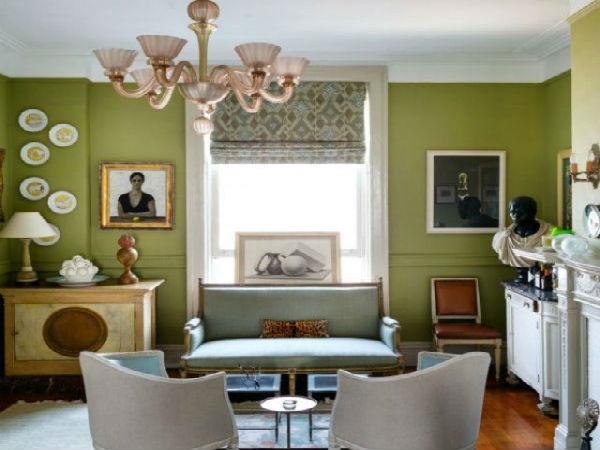 Thiết kế nội thất theo phong cách cổ điển