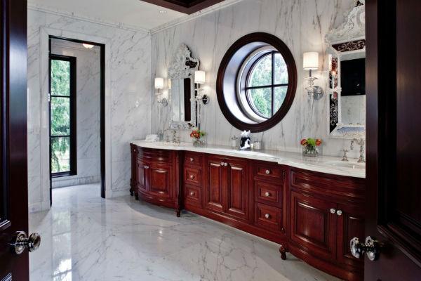 Sự sang trọng trong thiết kế nội thất theo phong cách Ý