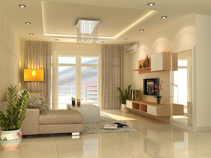 thiết kế phong thủy cho chung cư