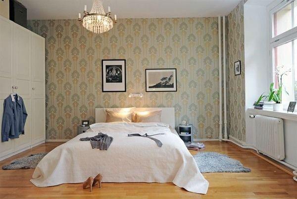 Phòng ngủ tông màu nhạt trở nên thanh nhã hơn