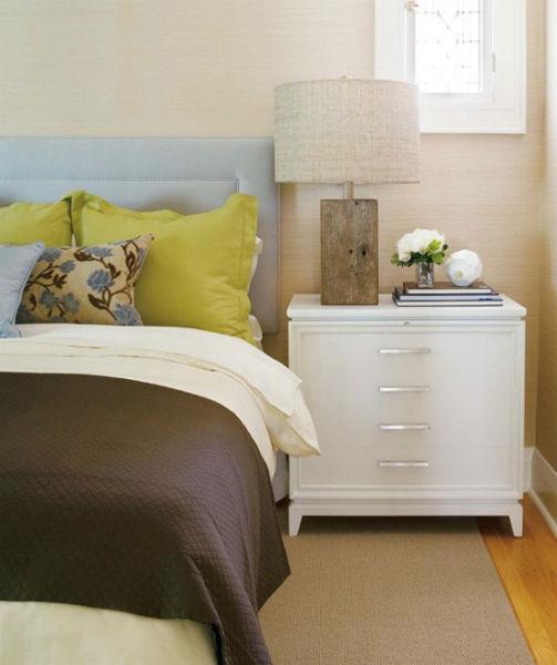 Nội thất chiếm diện tích của căn phòng nên lựa chọn tùy theo diện tích