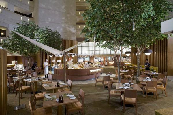 Trang trí nhà hàng độc lạ theo phong cách Châu Âu