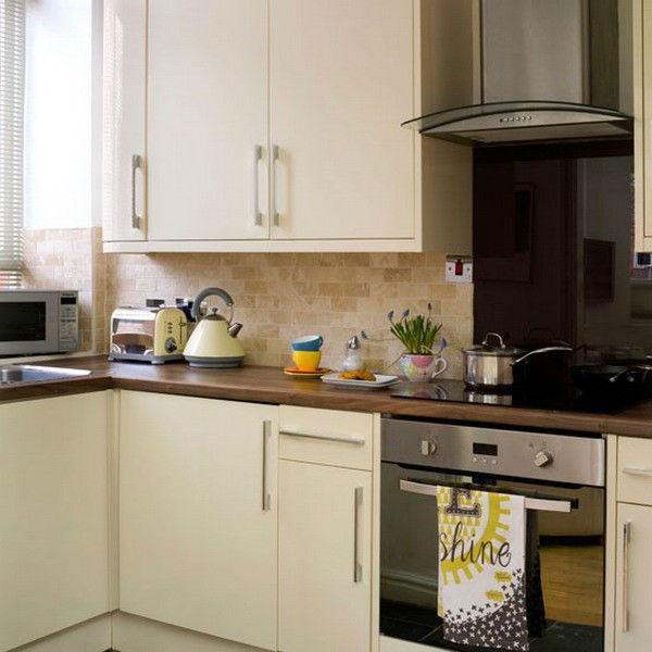 Màu sắc cho gian bếp tùy thuộc vào sở thích của mỗi gia đình