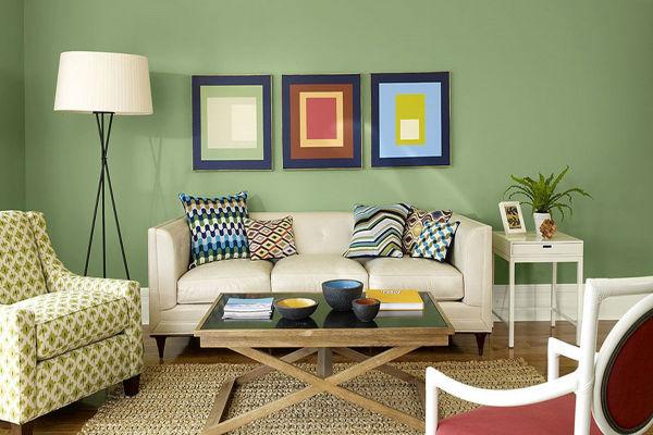 Lựa chọn những đồ nội thất sáng tạo làm điểm nhấn trong phòng khách