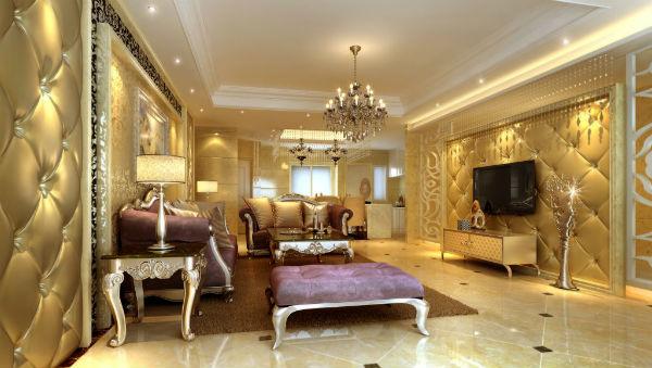 Phong cách thiết kế nội thất châu âu