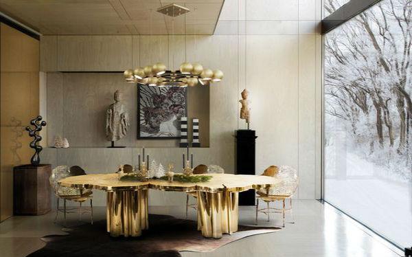 Phong cách thiết kế Luxury
