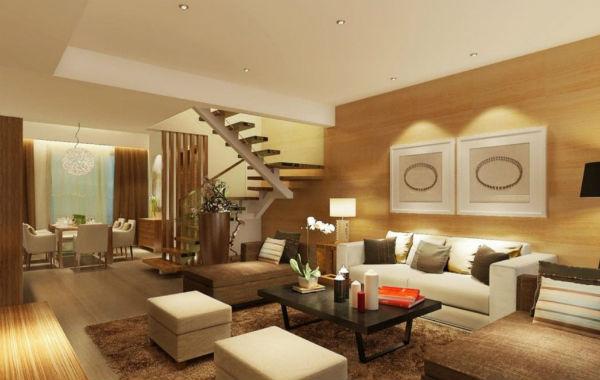 Nên lên ý tưởng trước khi sắp xếp nội thất trong phòng khách