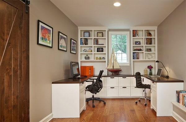 Mục đích chính của phòng làm việc tại nhà giúp bạn đạt hiệu quả cao trong công việc
