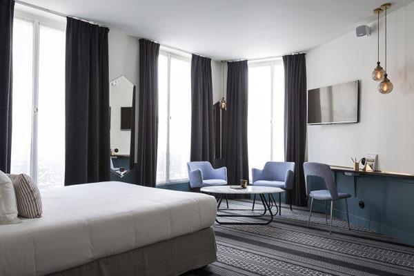 Những Nguyên Tắc Cần Lưu Ý Khi Thiết Kế Nội Thất Khách Sạn Mini