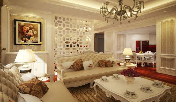 Trang trí phòng khách độc lạ theo phong cách cổ điểnTrang trí phòng khách độc lạ theo phong cách cổ điển