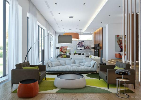 Phòng khách là nơi gây ấn tượng nhiều nhất về căn nhà của bạnPhòng khách là nơi gây ấn tượng nhiều nhất về căn nhà của bạn