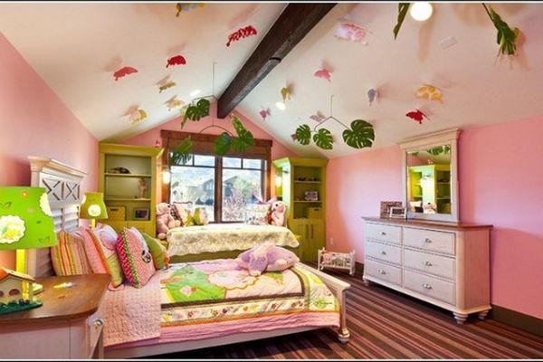 Phòng ngủ thoải mái khiến bạn dễ đi vào giấc ngủ