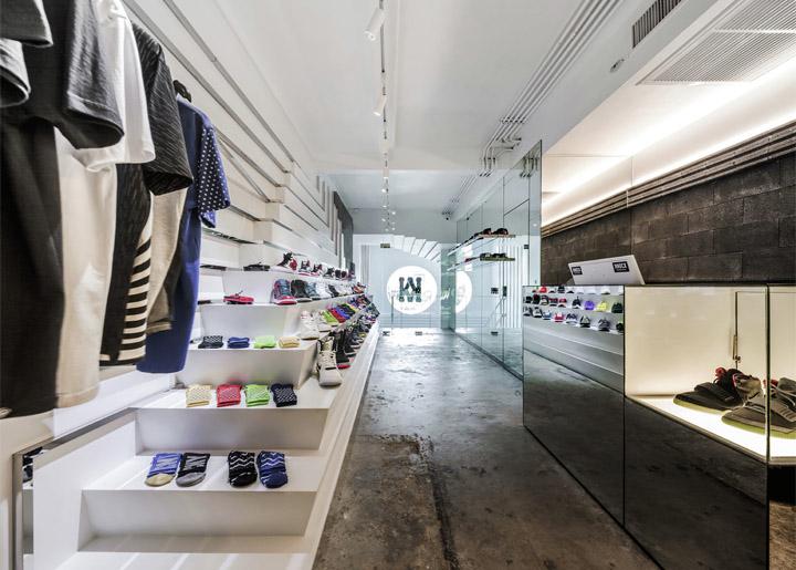 Không gian nội thất cửa hàng - Bố trí và sắp xếp không gian nội thất thông minh sẽ níu chân được khách hàng
