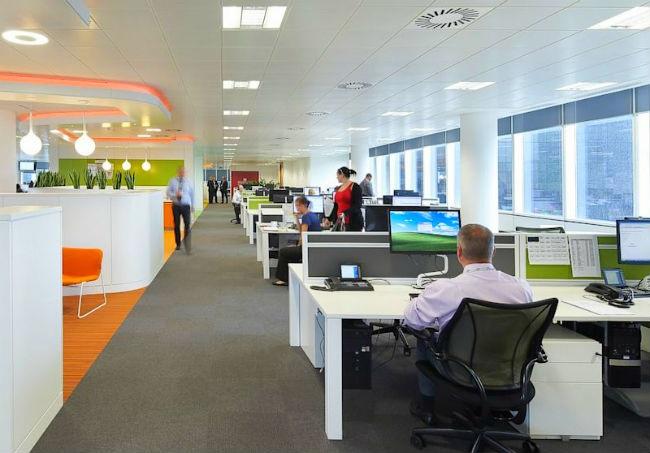 Không gian nội thất văn phòng - Văn phòng theo phong cách đa năng