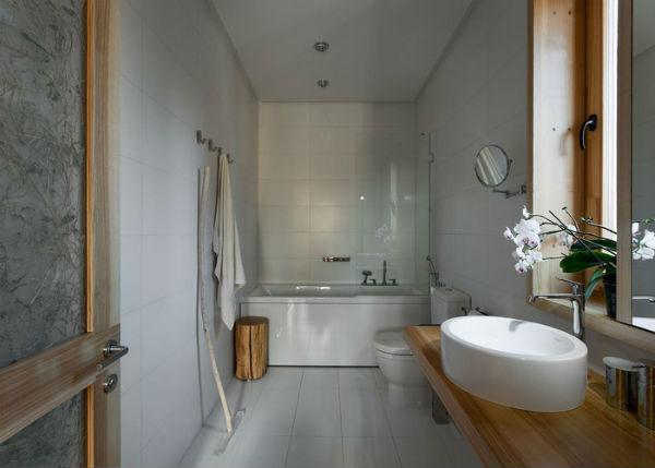 Trang trí nhà cửa với trong nhà vệ sinh nhỏ