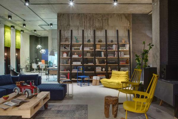 Trang trí nội thất độc lạ khiến không gian nhà thêm đặc sắc
