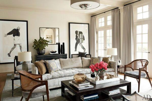 Trang trí nội thất mới lạ theo phong cách Vintage Retro hiện đại
