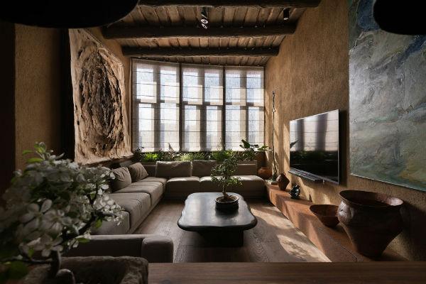 Trang trí nội thất mới lạ theo phong cách Wabi – Sabi trầm cổ