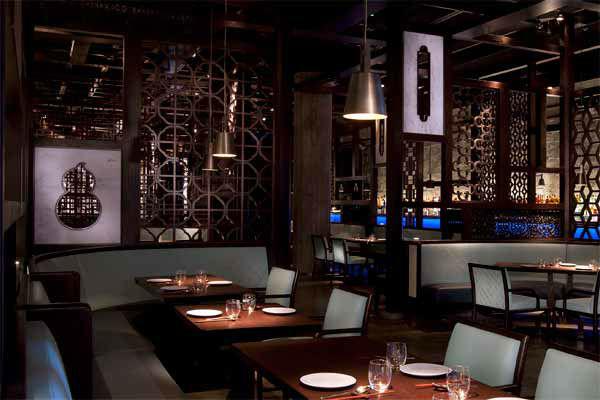 Trang trí nội thất nhà hàng mang đến sự thoải mái