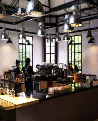 Mẹo vặt trang trí nội thất quán cafe