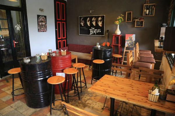 Trang trí quán cafe độc lạ thu hút được nhiều sự quan tâm hiện nay