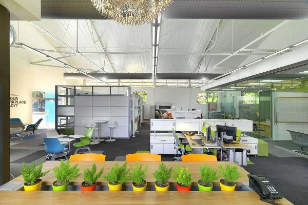 Trang trí phòng làm việc là cách hiệu quả để nâng cao năng suất làm việc