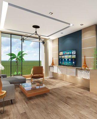 Phong cách thiết kế nội thất tối giản hiện đại