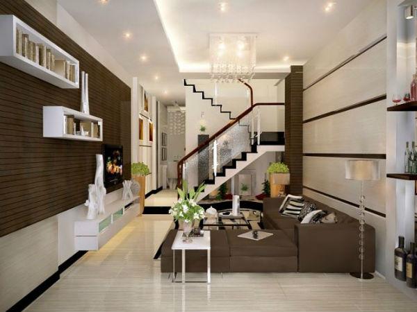 Thiết kế nội thất theo phong cách đương đại