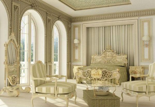 Phong cách nhà cửa cổ điển