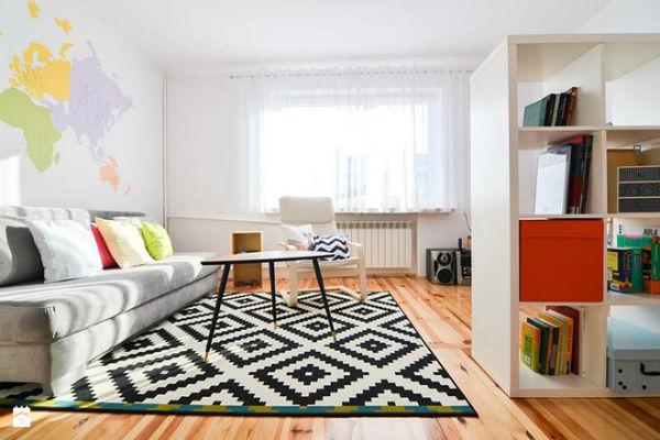 Áp dụng hình học đồ họa hình học trong trang trí nội thất