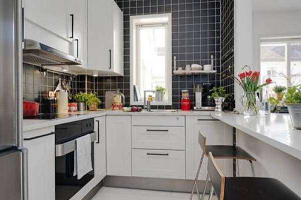 Yếu tố sạch sẽ và ngăn nắp giữ phòng ăn luôn mát mẻ