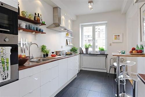 Trong thiết kế nhà bếp theo phong thủy và nhà vệ sinh tối kỵ đặt đối diện nhau