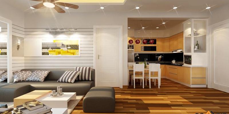 thiết kế phong thủy cho nhà chung cư