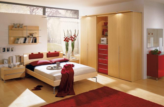 sử dụng gạch men sẽ làm phòng ngủ của gia chủ lạnh lẽo